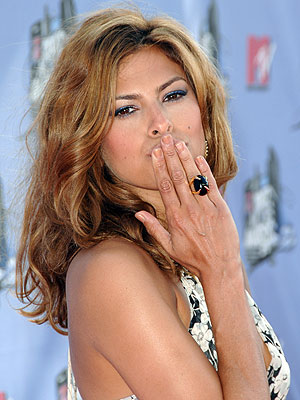 GOLD photo | Eva Mendes