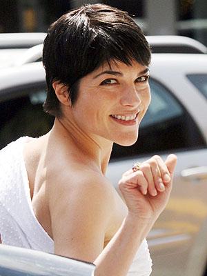 Mujeres famosas con el pelo corto