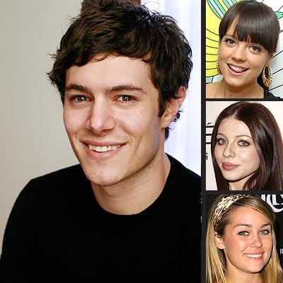 ADAM BRODY, 27 photo | Adam Brody, Lauren Conrad, Lily Allen, Michelle Trachtenberg