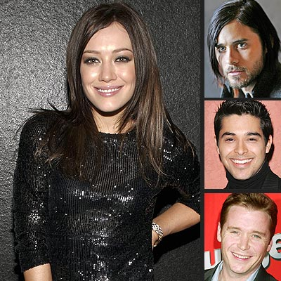 HILARY DUFF, 19 photo | Hilary Duff, Jared Leto, Kevin Connolly, Wilmer Valderrama