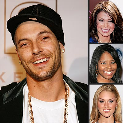 KEVIN FEDERLINE, 28 photo | Kevin Federline, Paula Abdul, Shar Jackson, Tara Conner