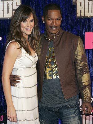 JENNIFER GARNER & JAMIE FOXX photo | Jamie Foxx, Jennifer Garner