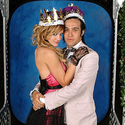 ANGEL & KING photo | Ashlee Simpson, Pete Wentz
