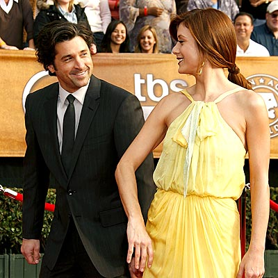 EXES MARK THE SPOT photo | Kate Walsh, Patrick Dempsey