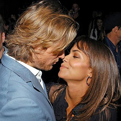 HALLE BERRY & GABRIEL AUBREY photo | Gabriel Aubry, Halle Berry