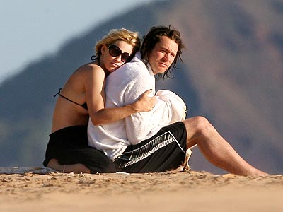 JENNY MCCARTHY & JIM CARREY photo | Jenny McCarthy, Jim Carrey