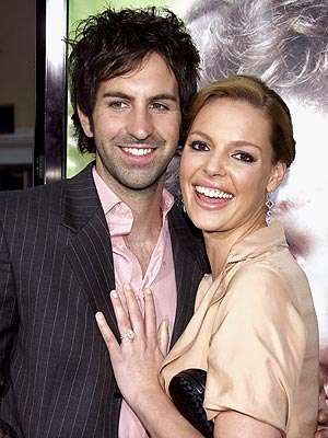 KATHERINE HEIGL & JOSH KELLEY photo | Josh Kelley, Katherine Heigl