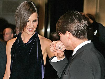 KATIE HOLMES & TOM CRUISE photo | Katie Holmes, Tom Cruise