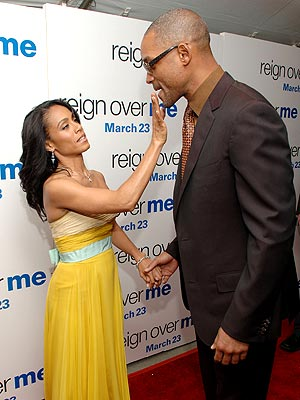 will smith and jada pinkett smith kissing. WILL SMITH amp; JADA PINKETT