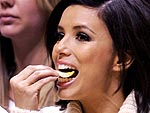 25 Meals, 25 Stars: What They Ate This Year | Eva Longoria
