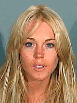 Busted! Celebrity Mug Shots