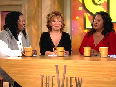 photo | Joy Behar, Sherri Shepherd, Whoopi Goldberg