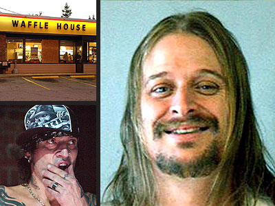 WAFFLE BIG HOUSE photo | Kid Rock, Tommy Lee