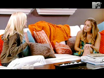 DRAMA OR THEATRE? photo | Heidi Montag, Lauren Conrad