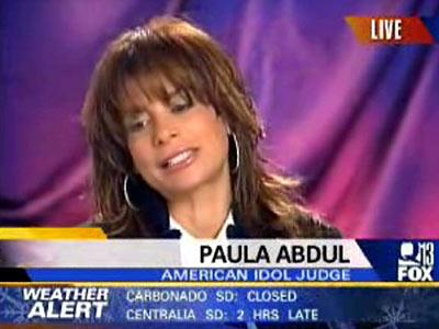 TELEVISION DRAMA photo | Paula Abdul