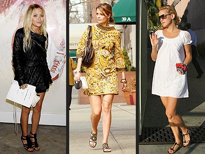 GLADIATOR SANDALS  photo | Kate Hudson, Mary-Kate Olsen, Mischa Barton