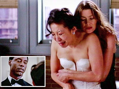 GREY'S ANATOMY photo | Grey's Anatomy, Ellen Pompeo, Isaiah Washington, Sandra Oh