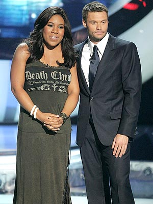 AMERICAN IDOL photo | American Idol, Melinda Doolittle, Ryan Seacrest