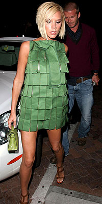 FLAPPER DRESS photo | Victoria Beckham