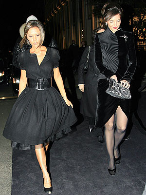 SUPER STYLIN&#39; photo | Katie Holmes, Victoria Beckham