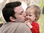 Violet Affleck's Year Around the Playground | Ben Affleck, Violet Affleck
