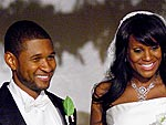 The Poshest Celebrity Weddings | Tameka Foster, Usher