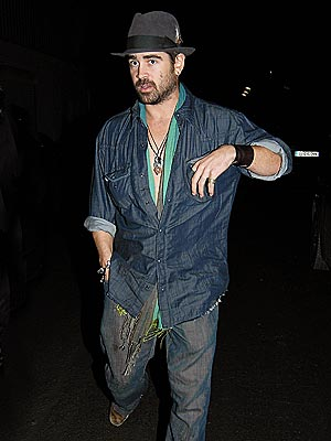 HOMETOWN BOY  photo | Colin Farrell