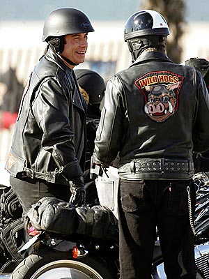 EASY RIDER  photo | John Travolta