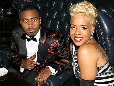 PARTY PEOPLE  photo | Kelis, Nas