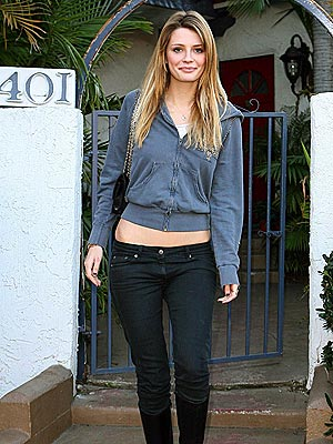 WELCOME MAT  photo | Mischa Barton