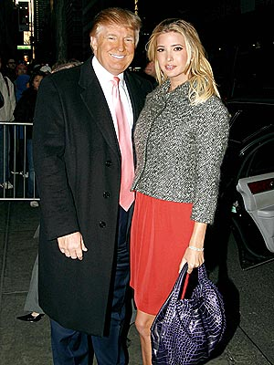 FAMILY BUSINESS  photo | Donald Trump, Ivanka Trump