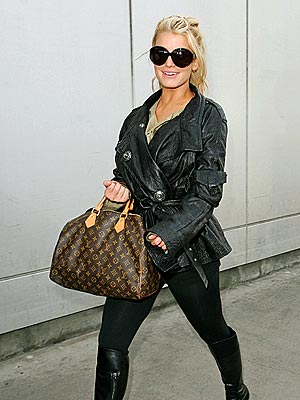 AIR WEST photo | Jessica Simpson