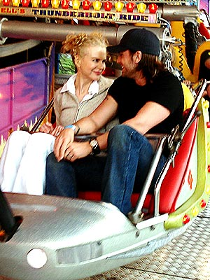 SWEET RIDE photo | Keith Urban, Nicole Kidman