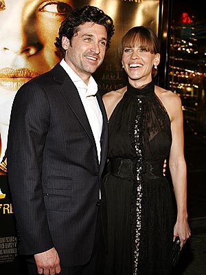 FREE TO BE  photo | Hilary Swank, Patrick Dempsey