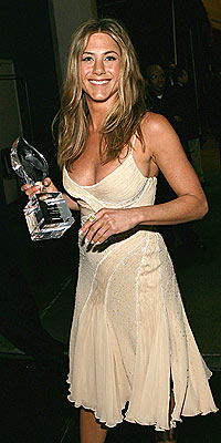 BY POPULAR VOTE  photo | Jennifer Aniston