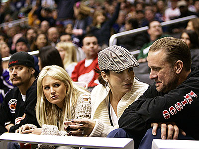 WELL CHILLED photo | Jesse James, Kid Rock, Sandra Bullock