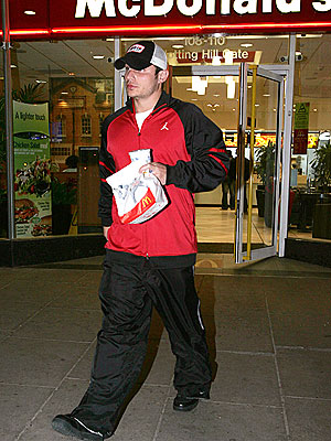 FAST FOOD NATION photo | Nick Lachey