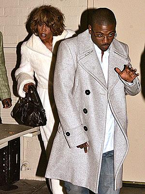 NEW ROMANCE? photo | Whitney Houston