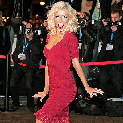 OOH LA LA  photo | Christina Aguilera