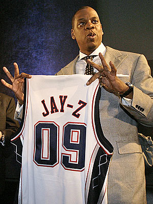 DUNKING CHIC  photo | Jay-Z