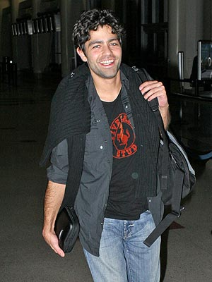 WINNING SMILE  photo | Adrian Grenier