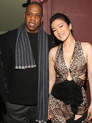WHEN WORLDS COLLIDE  photo | Gong Li, Jay-Z