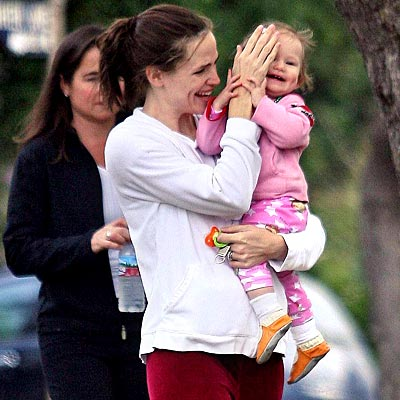 HER BUDDY  photo | Jennifer Garner
