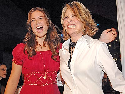 A GOOD LAUGH  photo | Diane Keaton, Mandy Moore