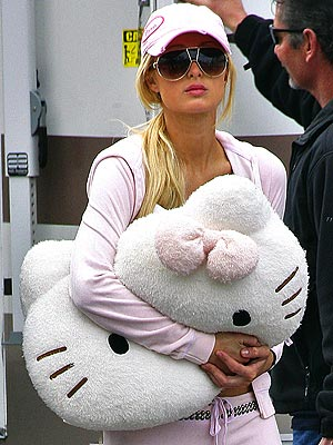 WHAT'S UP, PUSSYCAT? photo | Paris Hilton