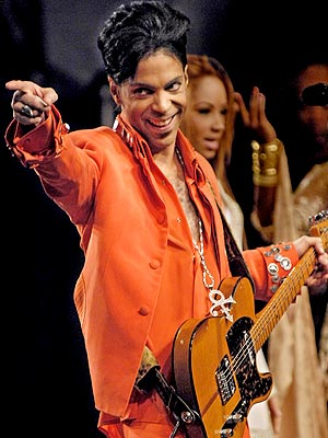 ORANGE REIGN  photo | Prince