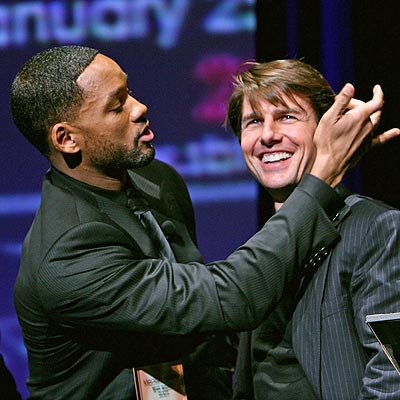 TIME FOR A TOUCH-UP photo | Tom Cruise, Will Smith