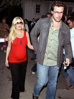 MAKE WAY  photo | Tori Spelling