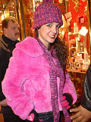 PINK LADY  photo   Britney Spears