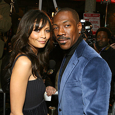 COMEDY TONIGHT photo | Eddie Murphy, Thandie Newton
